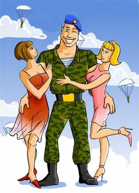 Поздравительные открытки солдату с днем рождения, желаю много-много счастья